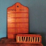 EE005 Hymn Number Board