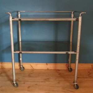 T001 Metal Trolley