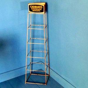 E015 Cadburys Display Rack