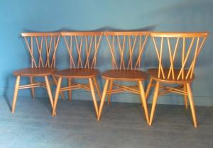 C011 Ercol Chiltern Chairs