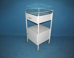 CD005 Medical Trolley Drawer & Cupboard