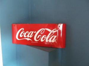 S035 USA Coke Fridge Front
