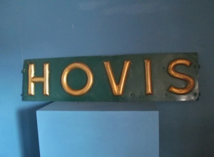 S053 HOVIS sign