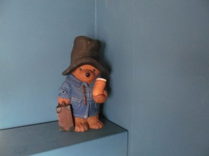 EE030 Padding Bear 1957 Charity Collection Box