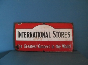 S044 International Stores Enamel