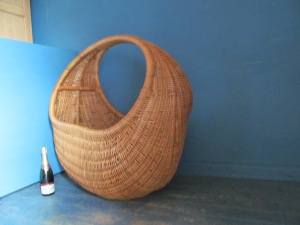 EE043 Giant Wicker Basket