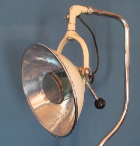L009 Sterling Operating Floor Lamp