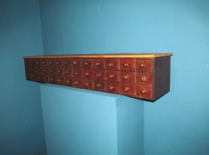 CD023 Seed Drawers