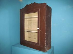 CD024 Provincial Wall Cupboard